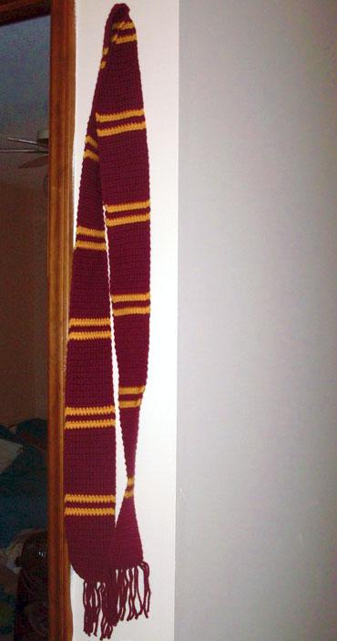 Harry Potter scarves (1/2)