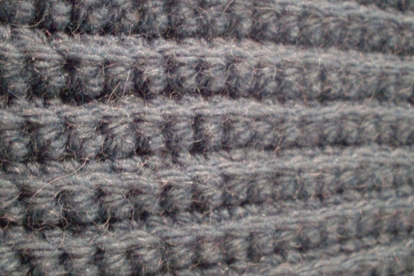Ribbed Stitches Not Your Average Crochet