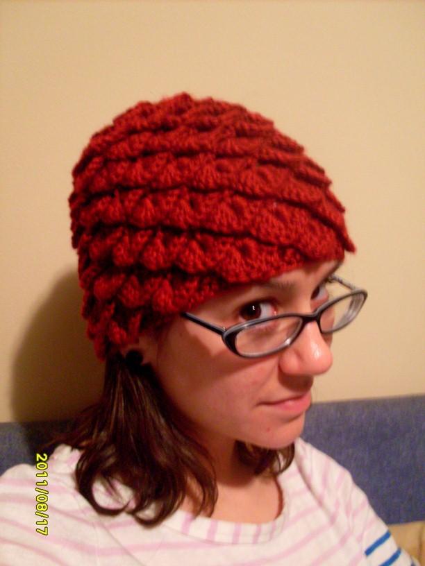 Perfect Crocodile Crochet Hat Pattern Photo - Blanket Knitting ...
