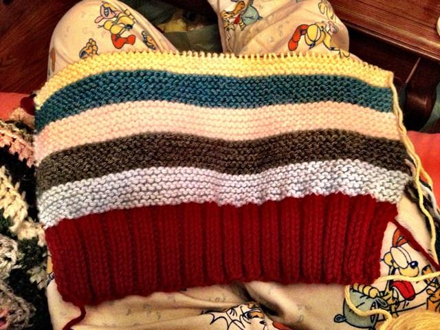 knitting   not your average crochet