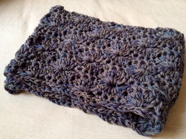 Chunky Circle Scarf 3 2 Not Your Average Crochet