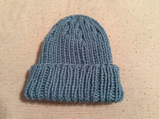baby hat 1 for anna
