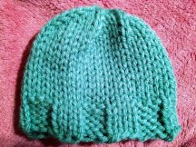 baby hat 2 for anna