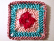 simply crochet square 6