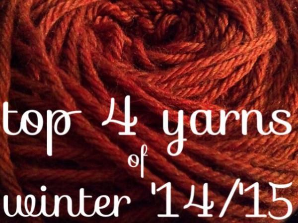 top 4 yarns of winter
