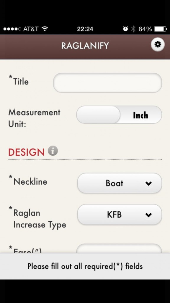 raglanify ios app