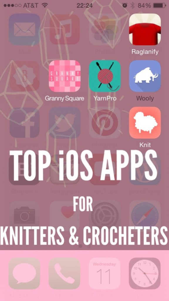 top ios apps for knitters and crocheters