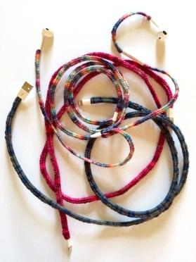crochet cord covers