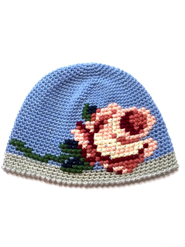 coming up roses hat