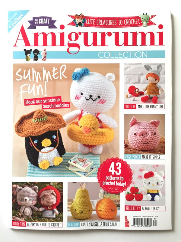 Simply Crochet Amigurumi Collection