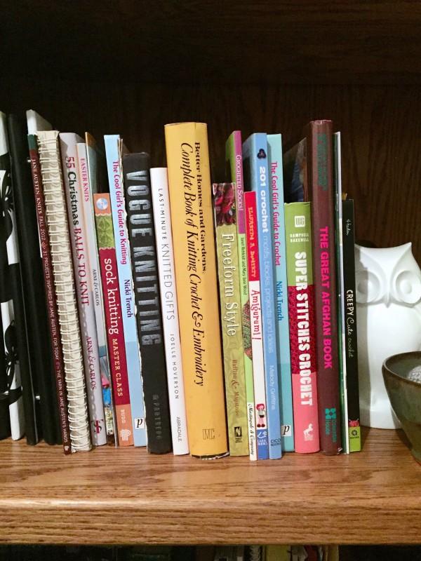 Hannah's Crafty Books