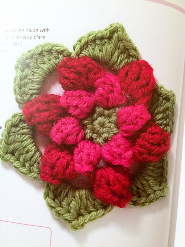 201 Crochet Motifs, Blocks, Projects, and Ideas example