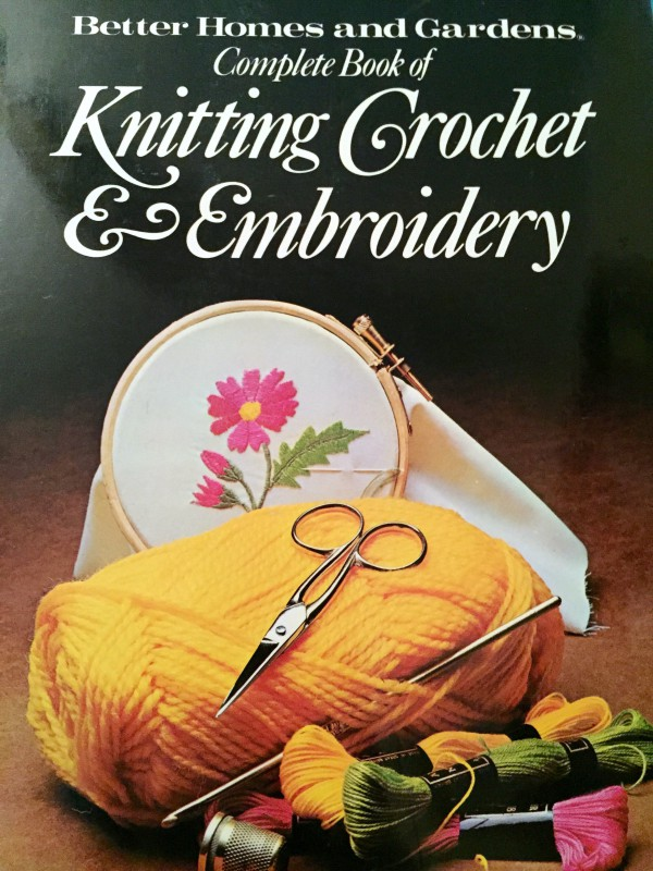 Knitting Crochet & Embroidery