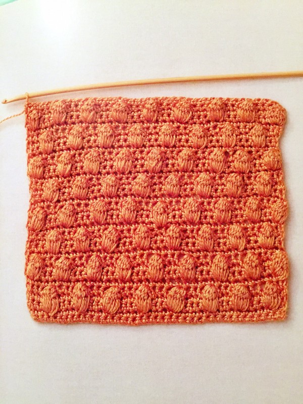 Super Stitches Crochet example