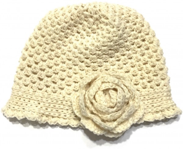 Anthropologie inspired hat: pattern release! – not your average crochet