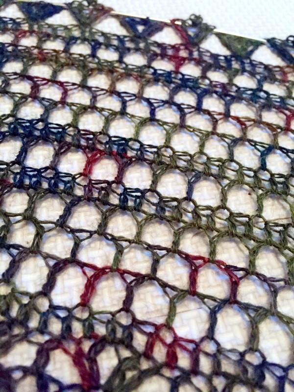 recuerdos de infancia shawl