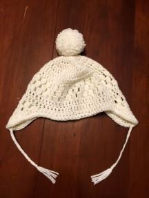 snowbelle trapper hat