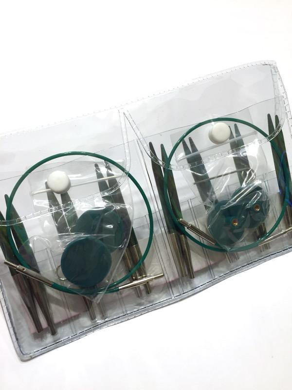 knitpicks short needle set