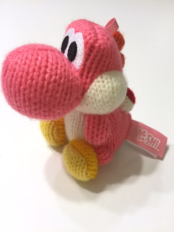 Yoshis Woolly World Amiibo Not Your Average Crochet