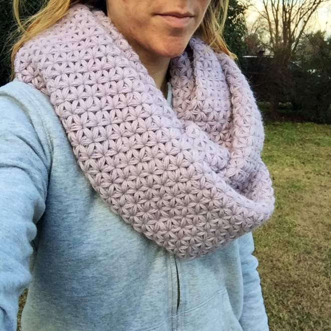 Thai Crochet Cowl from Not Your Average Crochet