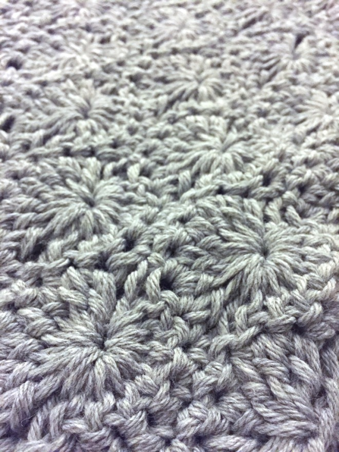 Not Your Average Crochet's Chunky Circle Scarf