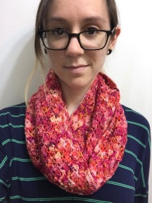 Snapdragon Stitch Cowl - Not Your Average Crochet