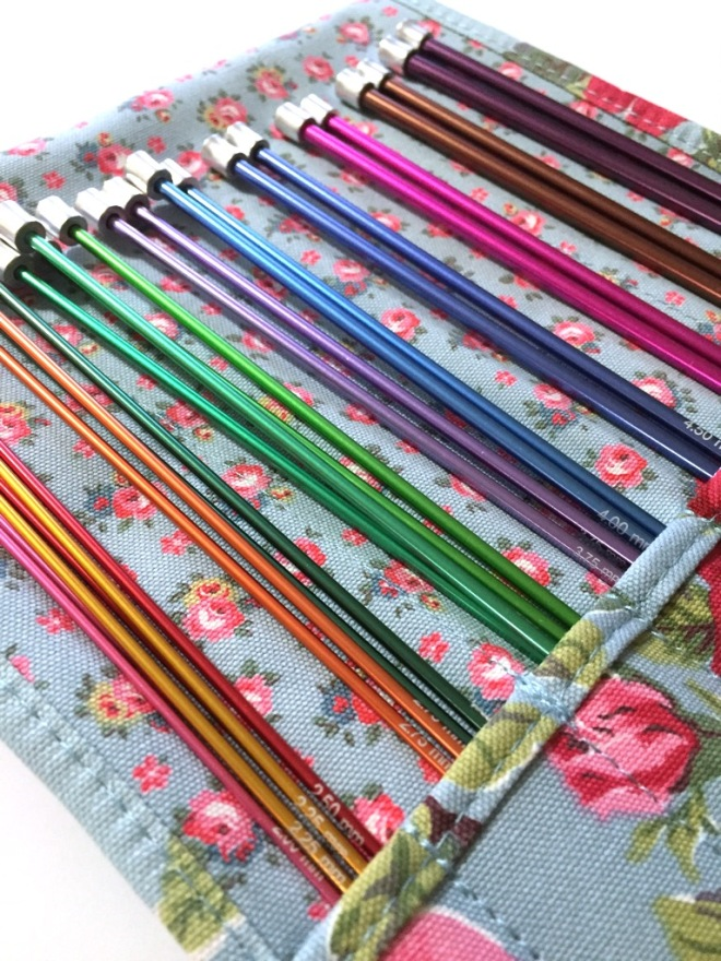 KnitPro Zing knitting needles