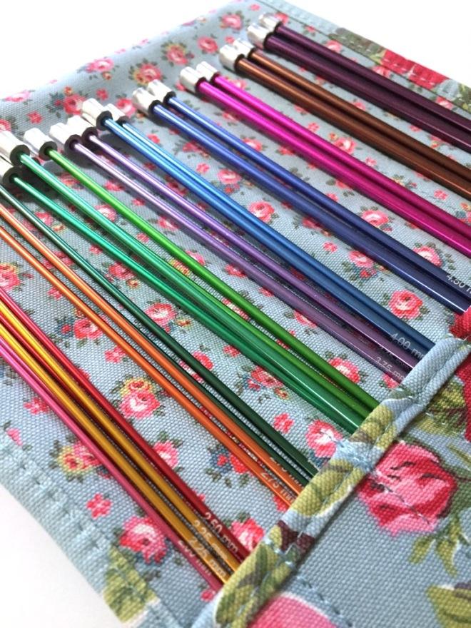 KnitPro Zing knitting needles