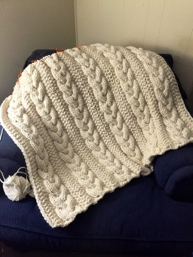 Not Your Average Crochet's Aspen Blanket