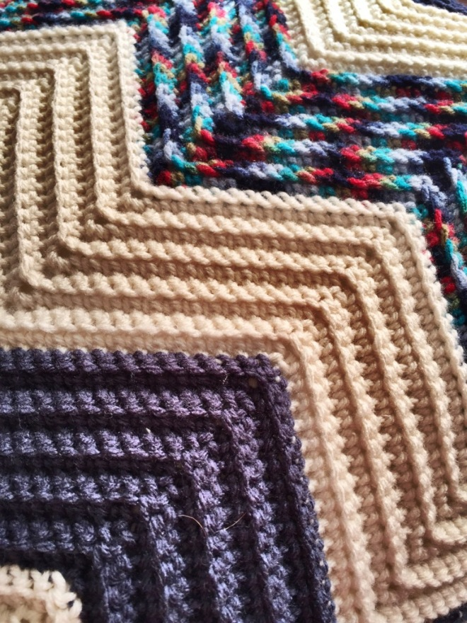 Chevron Not Your Average Crochet
