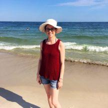 fun shine sun hat & split back tank