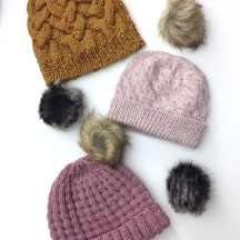 not your average crochet : christmas hats