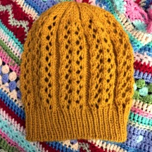 Lace Rib Hat