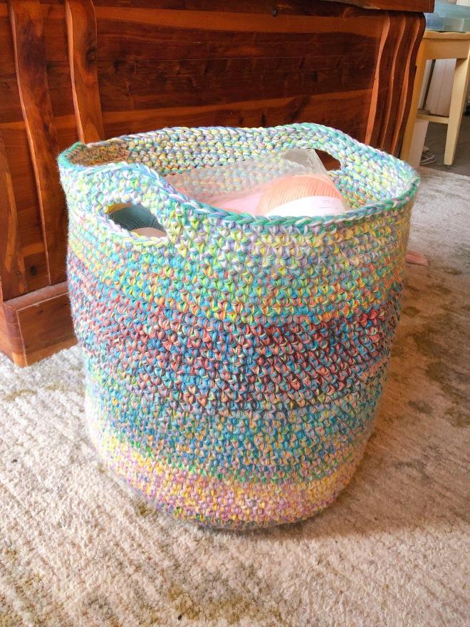 big beautiful basket #1